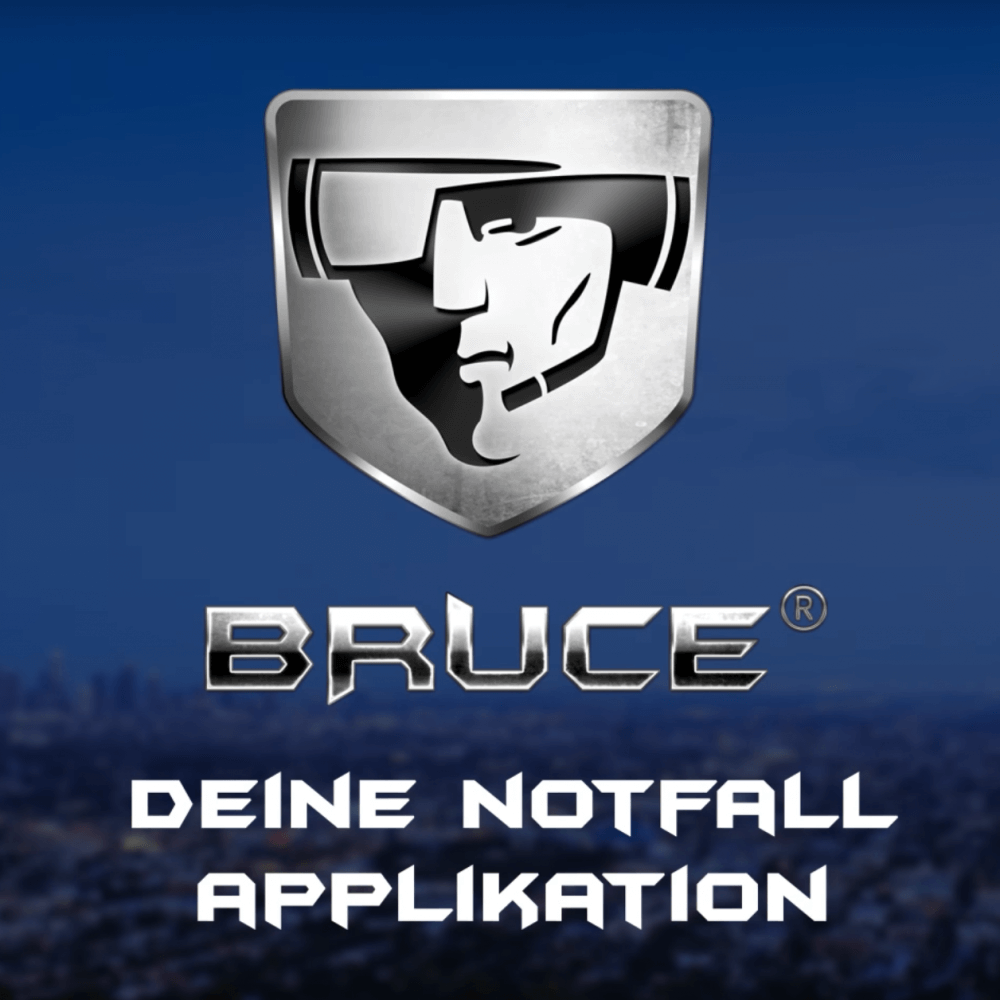 Bruce Notfall App Tutorial Video